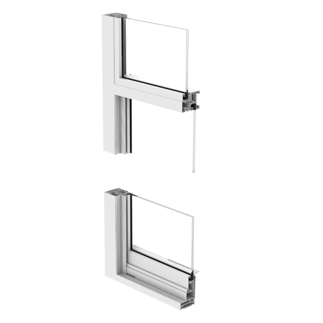 Impact window ES-1100WW
